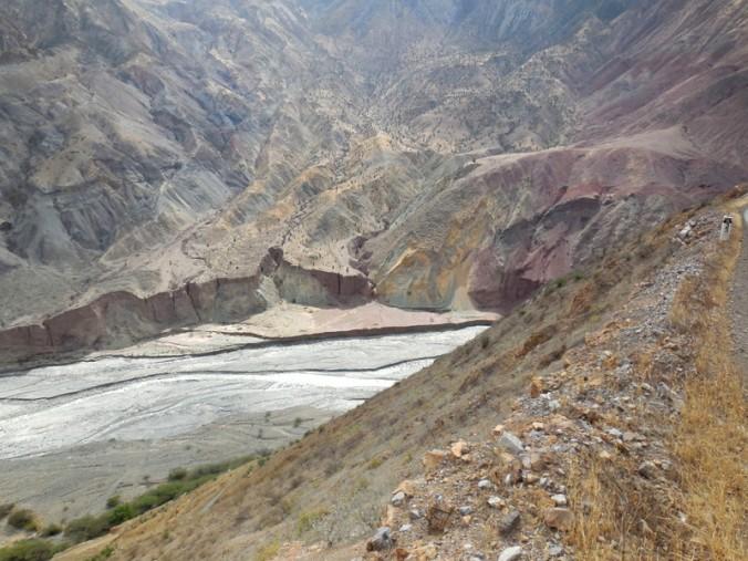 Tablachaca River canyon 5