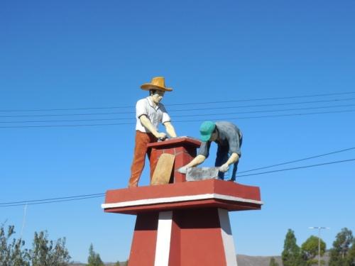 Tile maker town