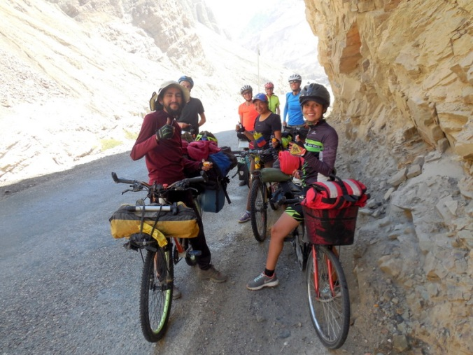 Venezuelan cyclists 1