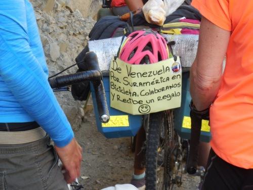 Venezuelan cyclists 2
