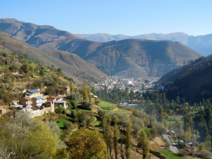 View of Tarma