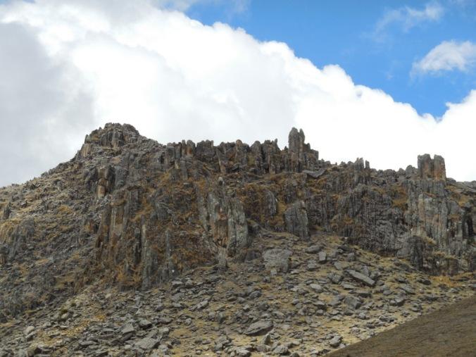Andes rocks 3