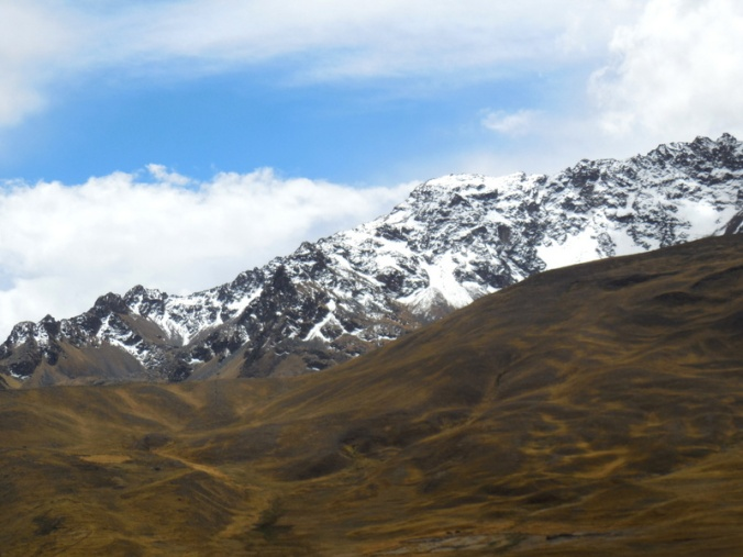 Andes view coming off the pass 2