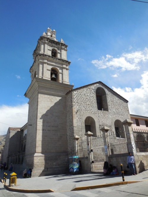 Ayacucho church 2