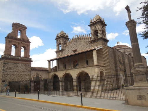 Ayacucho church 3