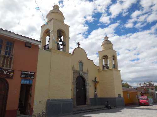 Ayacucho church 4