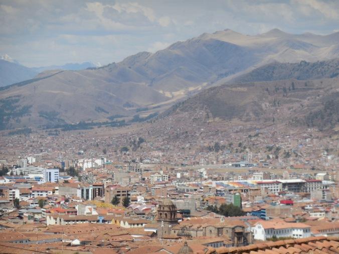 Big city Cusco 1