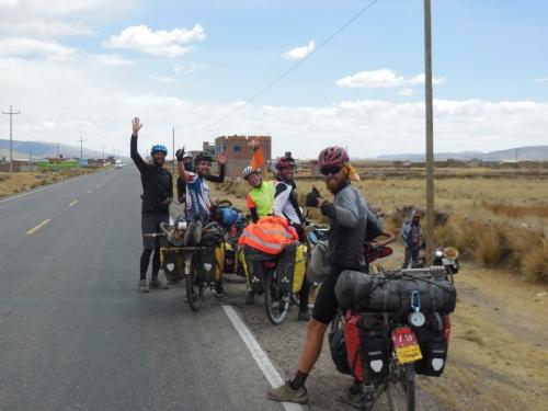 Bikers meet
