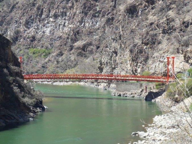 Bridge over Rio Blanco 1