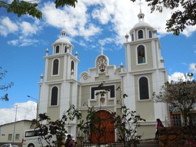 Chincheros church