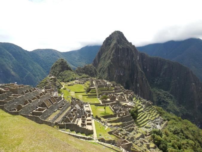 Classic Machu Picchu 1