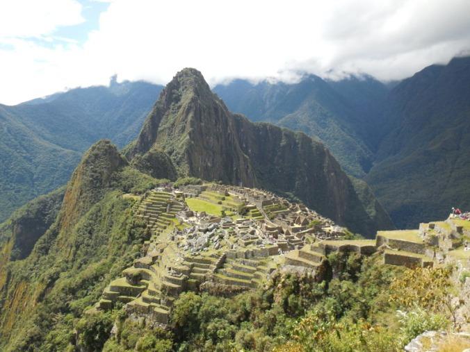 Classic Machu Picchu 6