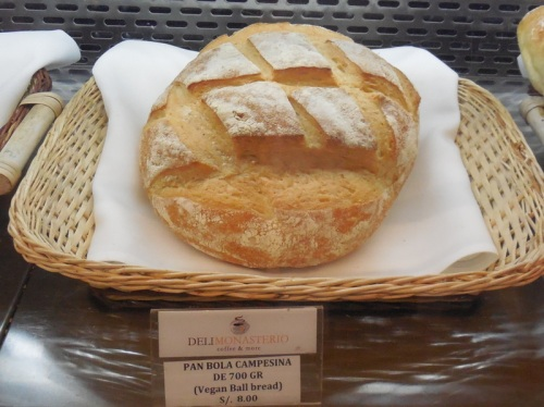 Cusco bread 1