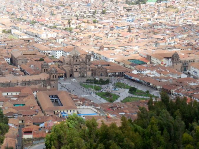 Cusco view 1