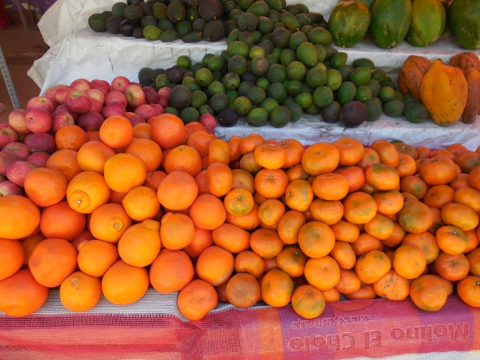 Fruits of the river