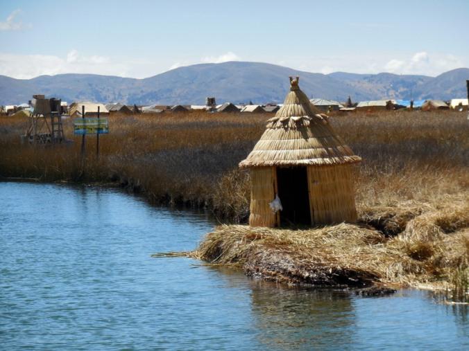 Guard hut for all islands
