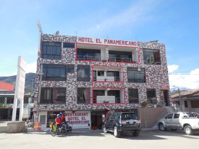 Hotel Panaamericano