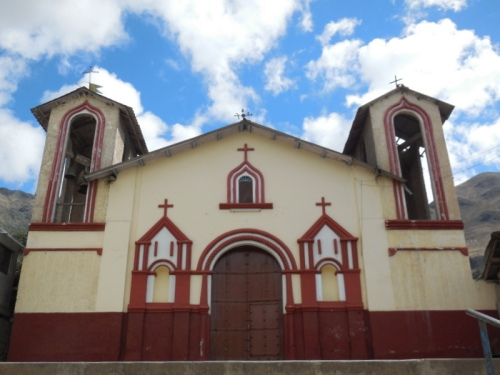Huancarama church