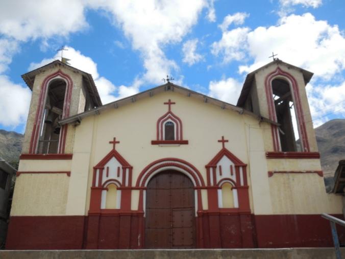 Huancarama church
