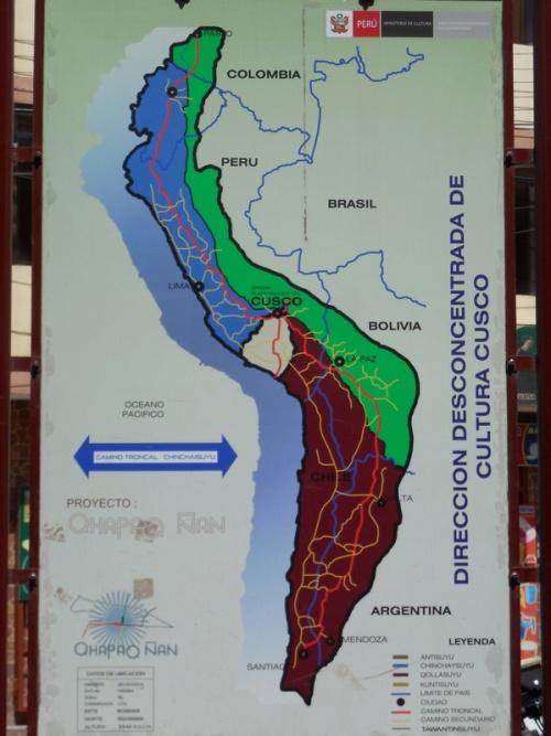 Interesting map - Equador is missing