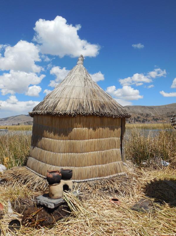 Island hut 1