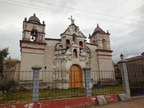 Julamaca church