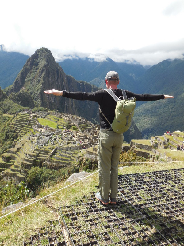 Machu Picchu - Dave