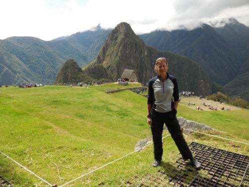Machu Picchu - Nancy