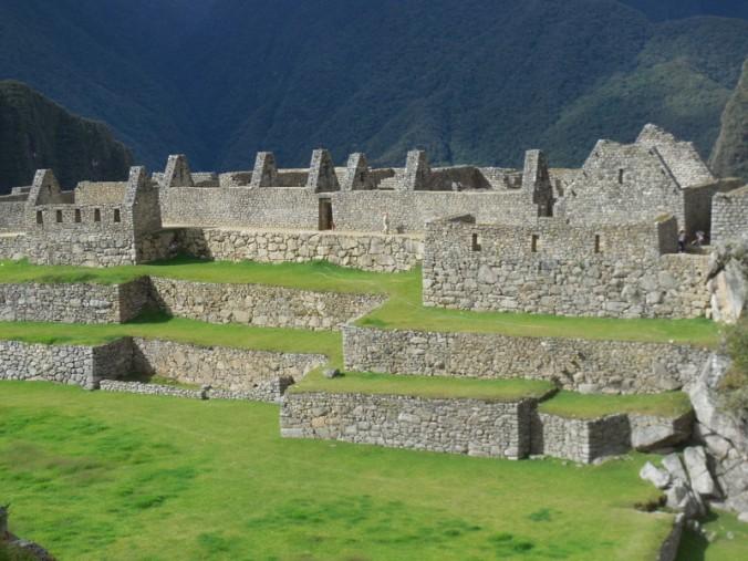 Machu Picchu terraces4