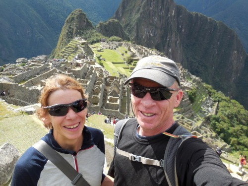 Machu Picchu - Us 3