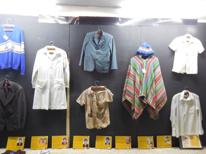 Memory Museum clothes