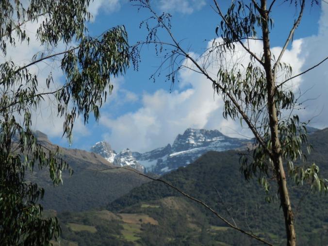 Mountain above Abancay 1