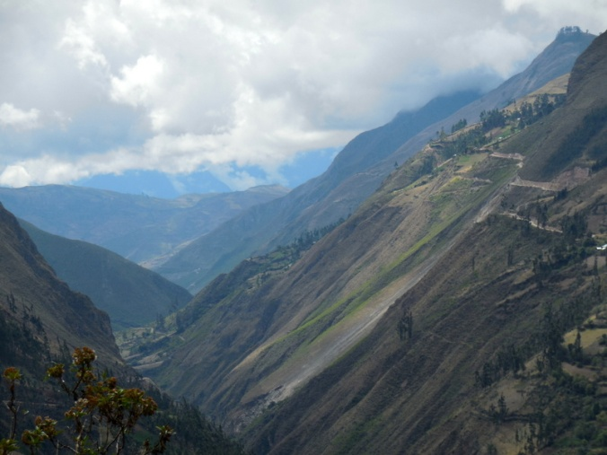 Mountains near Andahuaylas 2