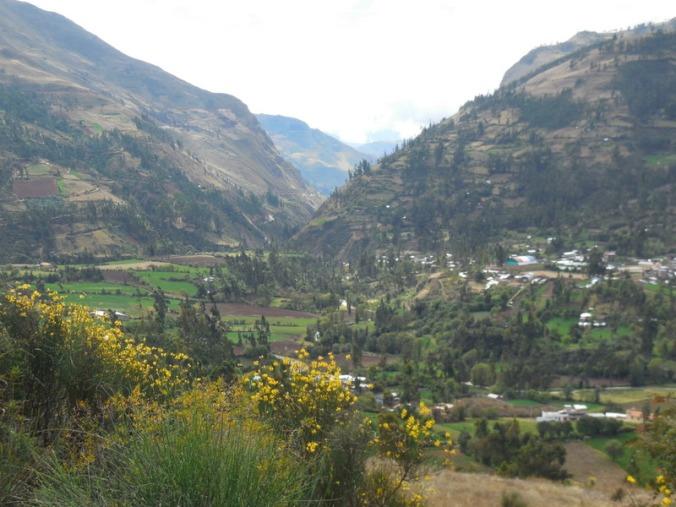Mountains near Andahuaylas 5