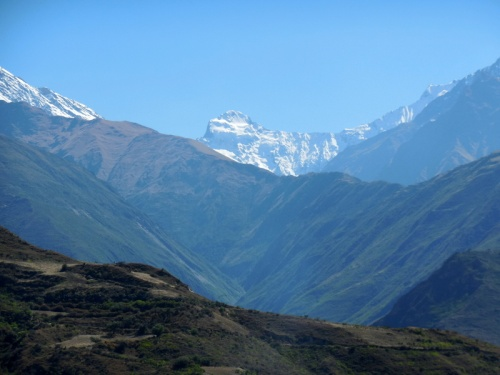 Mountains near Curahuasi 4