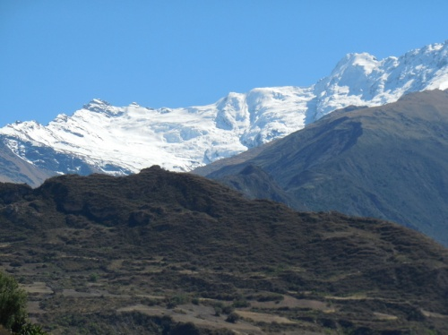 Mountains near Curahuasi 6