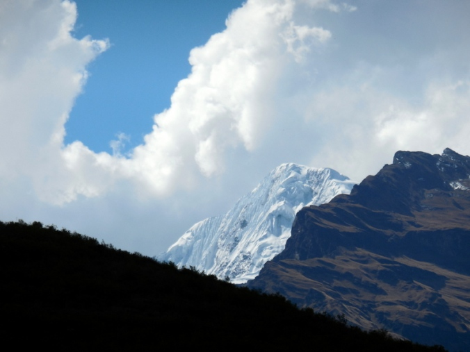 Mountains west of Curahuasi 10