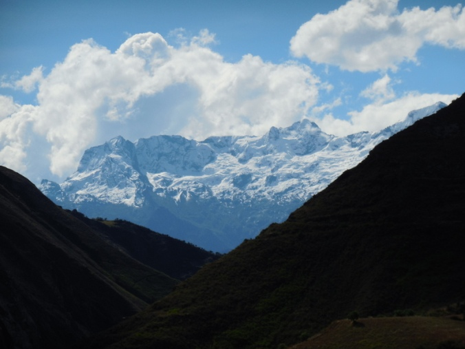 Mountains west of Curahuasi 14