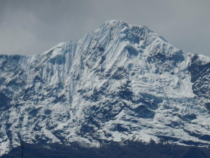 Mountains west of Curahuasi closeup 2