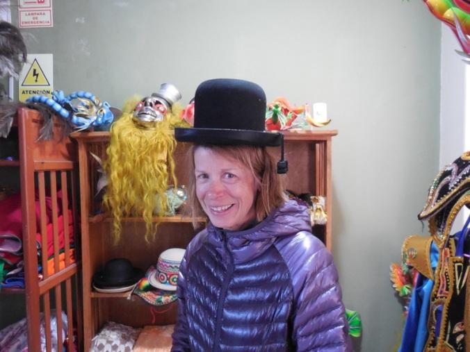 Nancy in costume 1