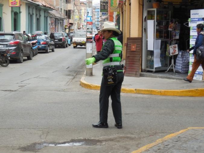 Police woman 3