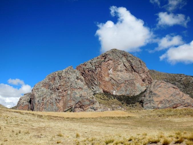 Pucara Mountain