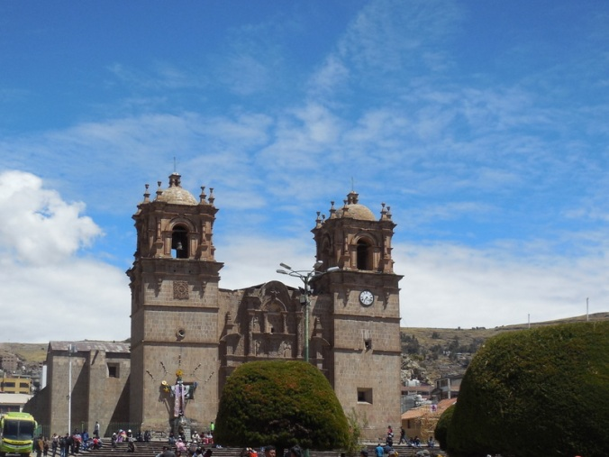 Puno cathedral 1