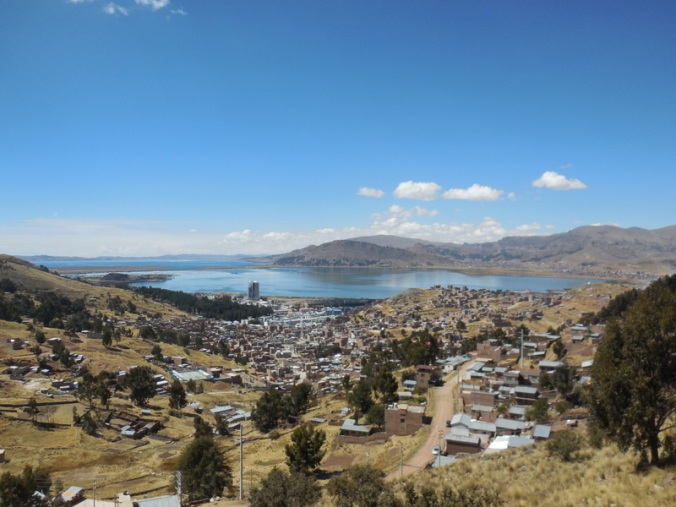 Puno from above