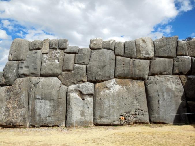 Sacsayhuamán walls 10