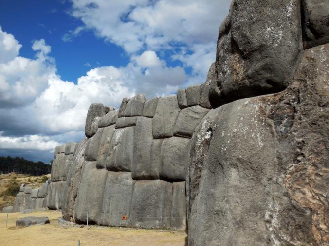 Sacsayhuamán walls 11