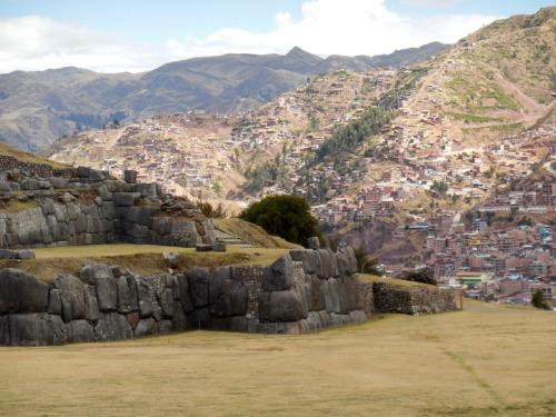 Sacsayhuamán walls 17