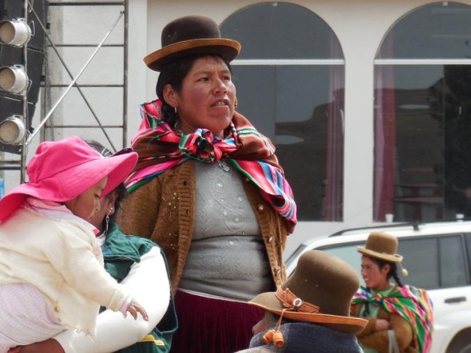 Santa Rosa festival - new hat