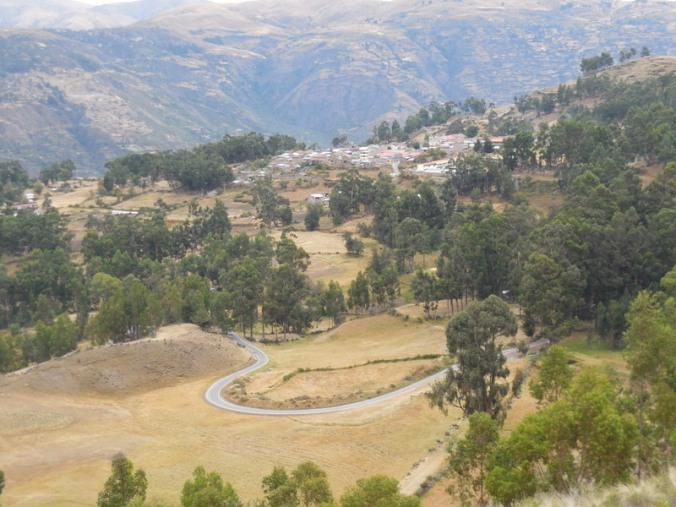 View of Julcamarca