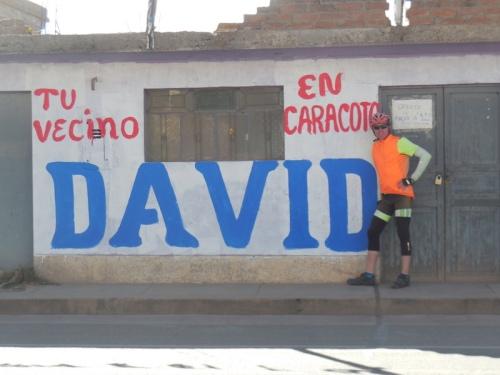 Yup, that's David